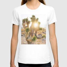 Joshua Tree Sunrise T-shirt