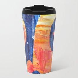 Learning to be okay Travel Mug