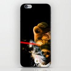 pagliaccio iPhone & iPod Skin
