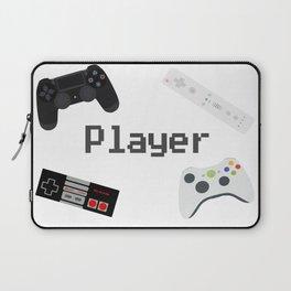 Player Laptop Sleeve