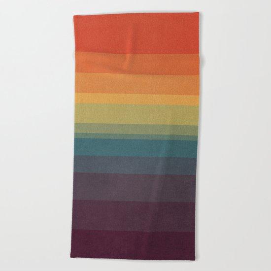 Serria Beach Towel