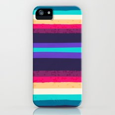 SURF STRIPES iPhone (5, 5s) Slim Case