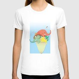 summer cone T-shirt