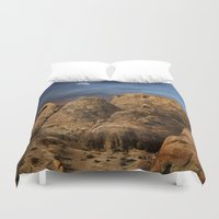 alabama Duvet Covers featuring Alabama Hills. by alex preiss