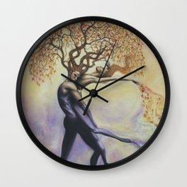 Soul Tangle Wall Clock