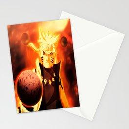 naruto uzumaki Stationery Cards