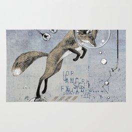 Relativity Fox Trot Rug