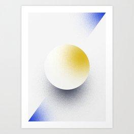 Shape Studies: Circle VI Art Print