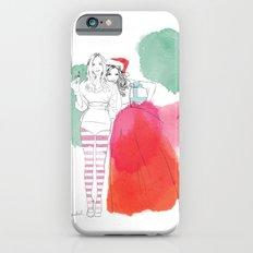 Christmas Illustrations iPhone 6 Slim Case