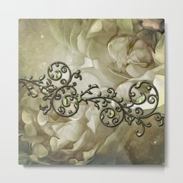 A touch of vintage Metal Print