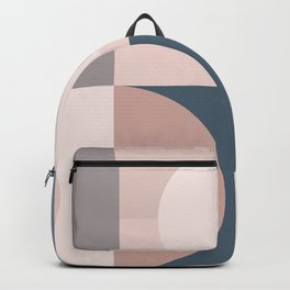Geometric Shapes - collection mix & match Backpack