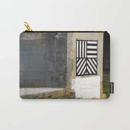 Sol Lewitt Rough Draft (2), North Adams Carry-All Pouch