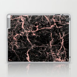Marble Rose Gold - Someone Laptop & iPad Skin