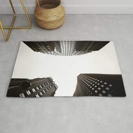 Skyscrapers Rug