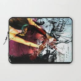styloid process Laptop Sleeve