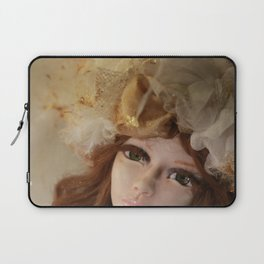 Once Upon A Doll Laptop Sleeve