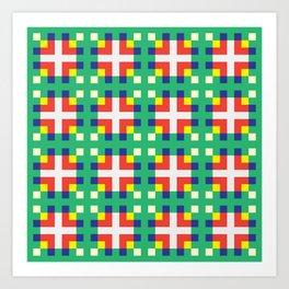 Pattern #319 Art Print