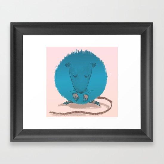 mouseusus Framed Art Print
