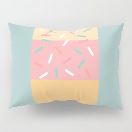 Popsicle (Mint) Pillow Sham