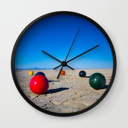 Croplaya Wall Clock