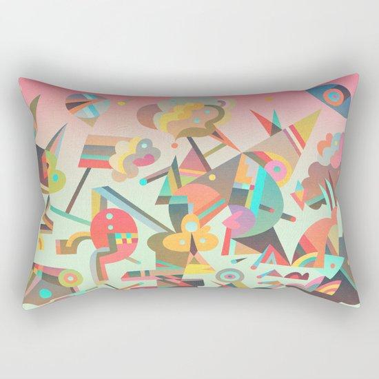 Schema 11 Rectangular Pillow