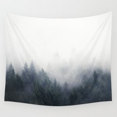 I Don't Give A Fog Wall Tapestry