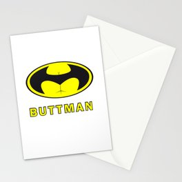 BUTTMAN Stationery Cards