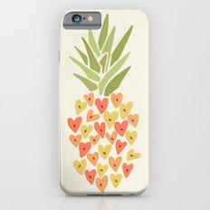 My Pineapple Valentine iPhone 6s Slim Case