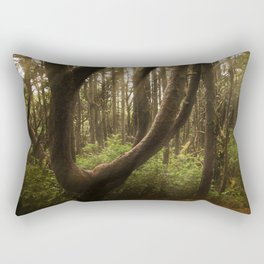 The Twisted Tree Rectangular Pillow
