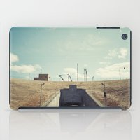 dwight iPad Cases featuring the dwight d eisenhower lock by Amanda Stockwell