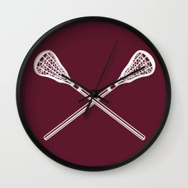 the bigger they are Wall Clock