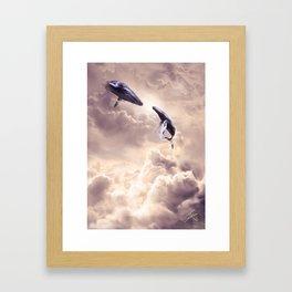 Jointly Framed Art Print