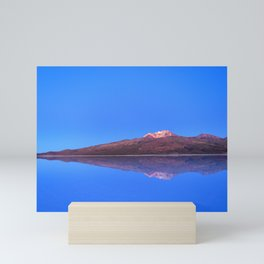 Salar De Uyuni Sunrise 2 Mini Art Print