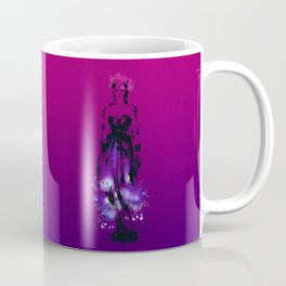 Splaaash Series - Flower Queen Ink Coffee Mug