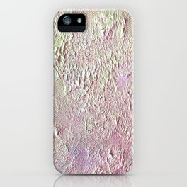 Abstract Texture iPhone Case