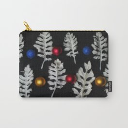 Contemporary Christmas Carry-All Pouch