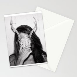 Deerhead Stationery Cards