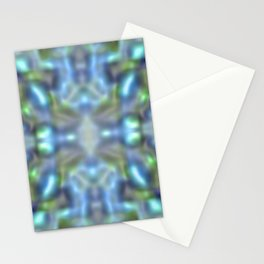 Soft water marble Stationery Cards