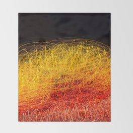 Light In Motion Throw Blanket