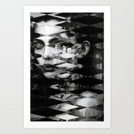 Occultation Art Print