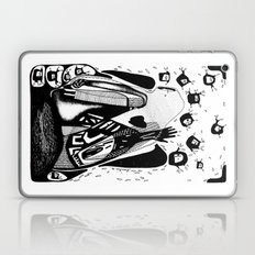 The you-Emilie Record Laptop & iPad Skin