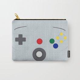 Nintendo 64 Controller Art Carry-All Pouch