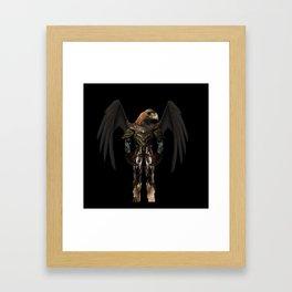 WARCREATURE Framed Art Print