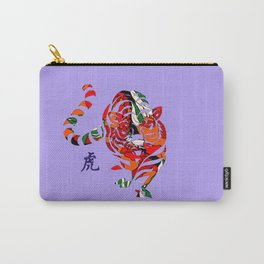 12 ZODIAC: YEAR OF THE TIGER Carry-All Pouch