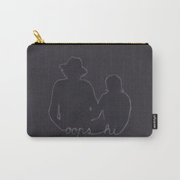 Simply Harry Styles and Louis Tomlinson (Oops Hi) Carry-All Pouch