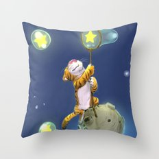 Stars Shepherd Throw Pillow