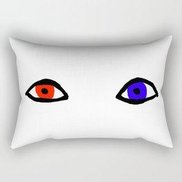 COLOR EYES Rectangular Pillow