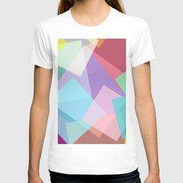 vibrant opacity T-shirt