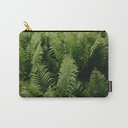 Fern Cluster Carry-All Pouch