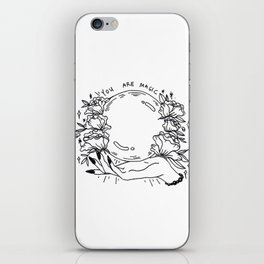 ⭐ you are magic ⭐ iPhone Skin